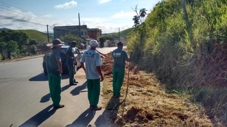 Operação limpeza retira quase 2 mil toneladas de entulhos em Quatis