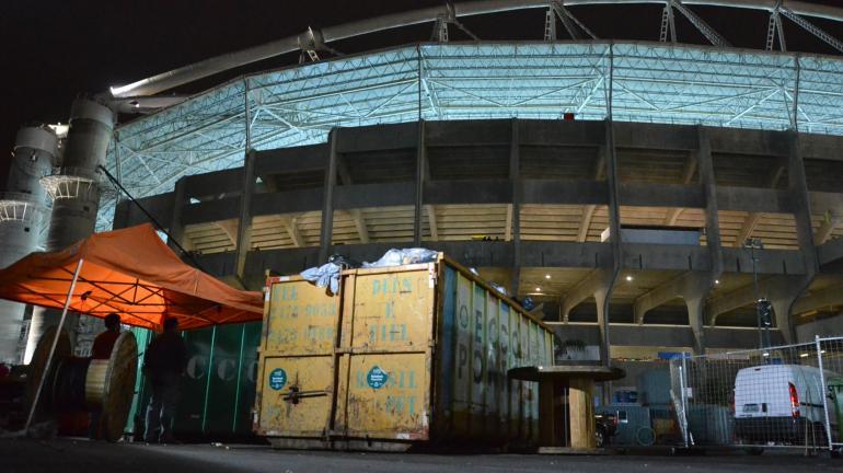 Catadores recolhem mais de 400 toneladas de resíduos sólidos  nas arenas onde aconteceram os Jogos Olímpicos