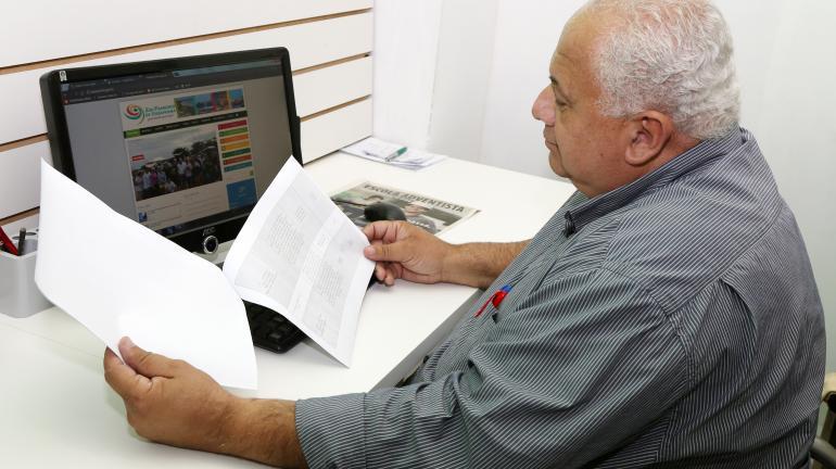 São Francisco de Itabapoana presente em assinatura de Termo de Compromisso que poderá beneficiar recursos hídricos do município
