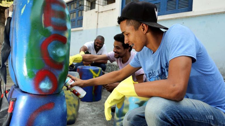 Governo do Estado investe em cursos de reciclagem