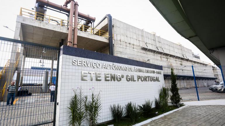 Volta Redonda recebe R$ 1 milhão para investir em captação de esgoto