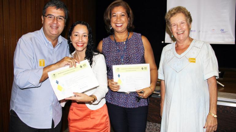 Alunos do Curso da Universidade do Ambiente são diplomados na SEFAZ