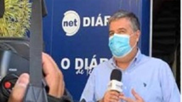 André Corrêa se reúne com os síndicos para intermediar demandas do Ermitage