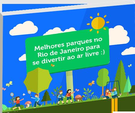 Melhores parques do Rio de Janeiro