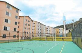 Conjunto Ermitage:  Instituto Estadual do Ambiente tranquiliza moradores