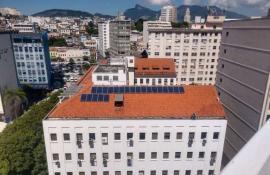 Eficiência energética garante economia em prédios do Estado