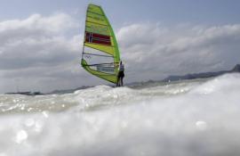 Rio-2016: 'Água brilhante', dizem velejadores sobre a Baía de Guanabara