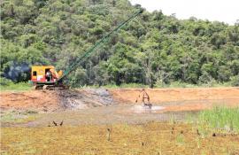 Limpa Rio melhora abastecimento de água em Engenheiro Paulo de Frontin