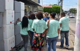 Ambiente Solidário apresenta balanço positivo