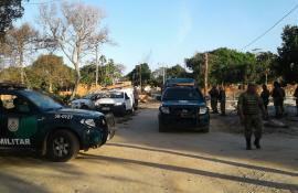 Inea deflagra megaoperação para reprimir construções irregulares na Região dos Lagos