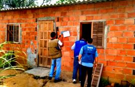 Construções são demolidas em área de preservação em Arraial