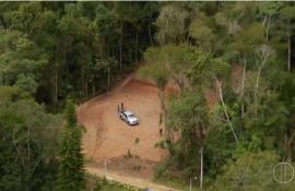 Inea identifica sete áreas de desmatamento em Teresópolis, RJ, através de satélite (Matéria publicada em 25/08/2018 pelo INEA)