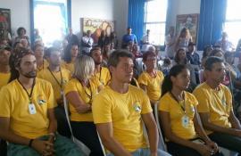 Instituto Estadual do Ambiente forma primeira turma de condutores de visitantes do Parque Estadual da Costa do Sol