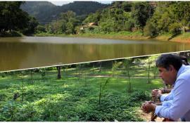 Melhorias para o Lago de Nogueira serão iniciadas na próxima semana