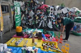 Placar da Reciclagem vai registrar quantidade de lixo reciclável recolhido por catadores durante os Jogos Olímpicos