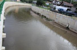 Secretaria do Ambiente entrega obras de controle de inundação do Rio Bengalas
