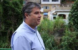 André Corrêa garante que obras no Rio Bengala serão concluídas este ano