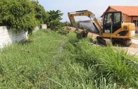 Maricá recebe ações do Programa Limpa Rio