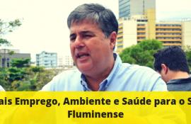 André Corrêa participa de construção de protocolo para vinda de empresas para o Sul Fluminense