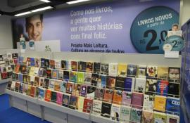 Projeto Mais Leitura comemora marca de 2,5 milhões de livros vendidos
