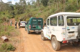Instituto Estadual do Ambiente deflagra operação para reprimir desmatamento em Santa Maria Madalena