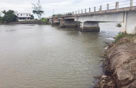 Limpeza na área da Ponte do Gote termina em 10 dias