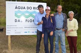 Reflorestamento em área de manancial no Rio chega a 100 mil mudas plantadas