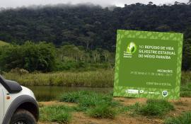 Inscrições abertas para o Programa de Voluntariado Ambiental no Refúgio da Vida Silvestre do Médio Paraíba