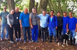 Mangue da Ilha do Governador, na Baía de Guanabara, começa a ganhar vida com programa de recuperação do Inea