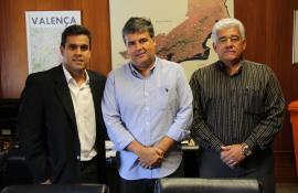 Deputado André Corrêa tem reunião com Prefeito de Campos dos Goytacazes