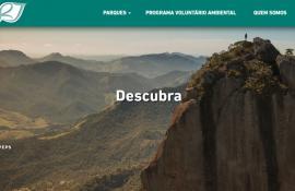 Mapa interativo guia visitantes pelas belezas de parques estaduais do Rio