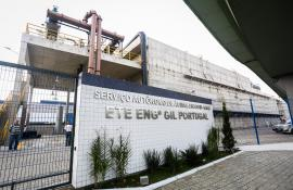 Saae-VR realiza interligação da rede do Vila Rica com ETE Gil Portugal