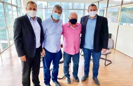 Prefeitura de Trajano de Moraes acerta detalhes de convênio com DER