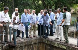 Parque recupera trilha por onde passa Rio Carioca na Floresta da Tijuca