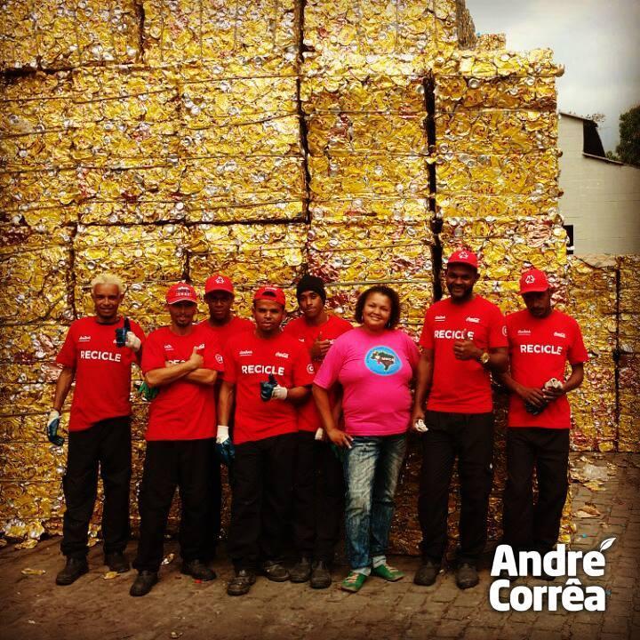 Coleta seletiva durante as Olimpíadas supera expectativas: mais de 400 toneladas de resíduos recolhidos