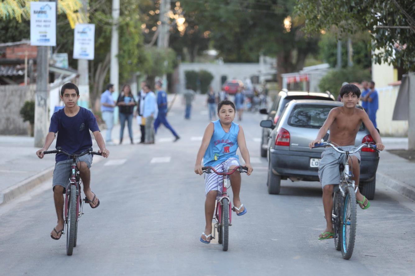Bairro Novo Revitaliza nove ruas em Itaboraí
