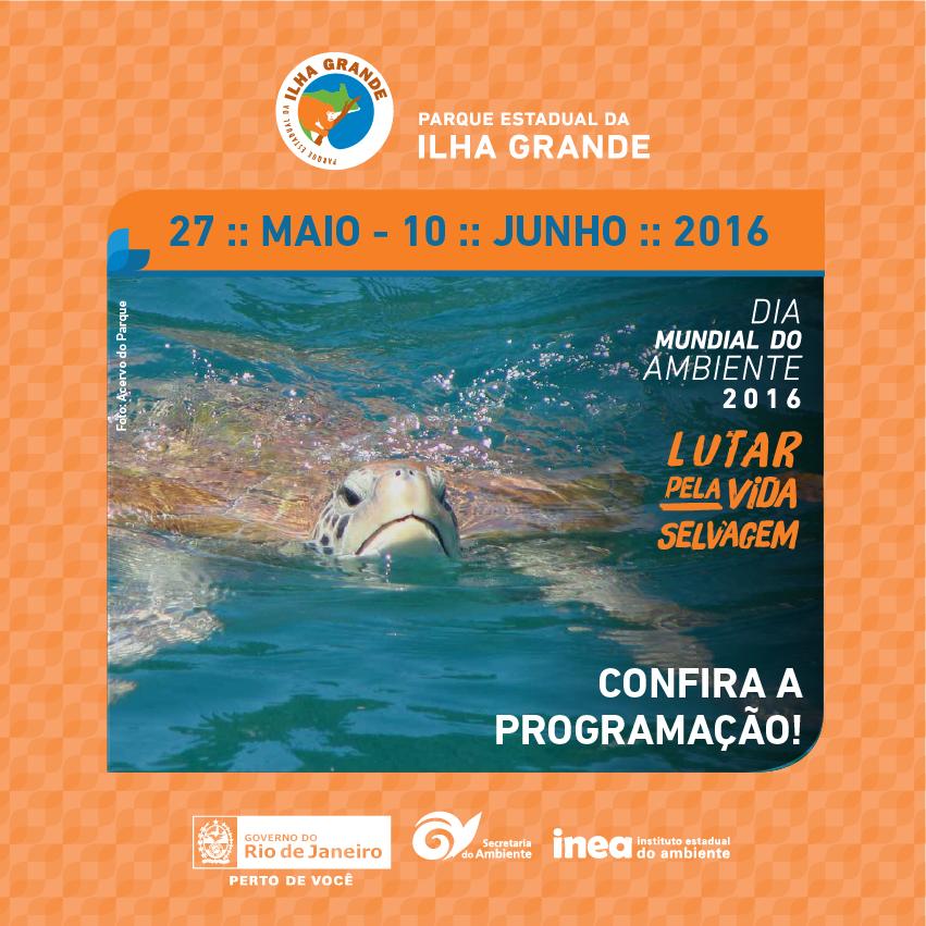 Parque Estadual da Ilha ande promove atividades na Semana do Meio Ambiente