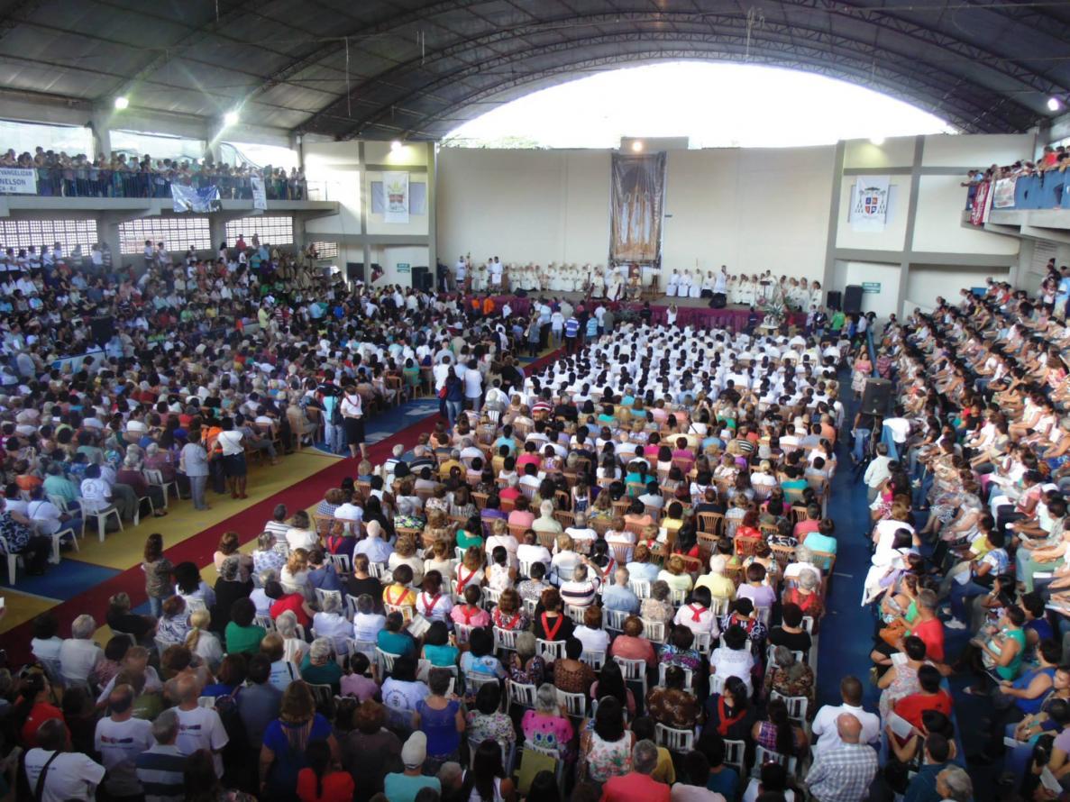 Dom Nelson assume Diocese de Valença e região
