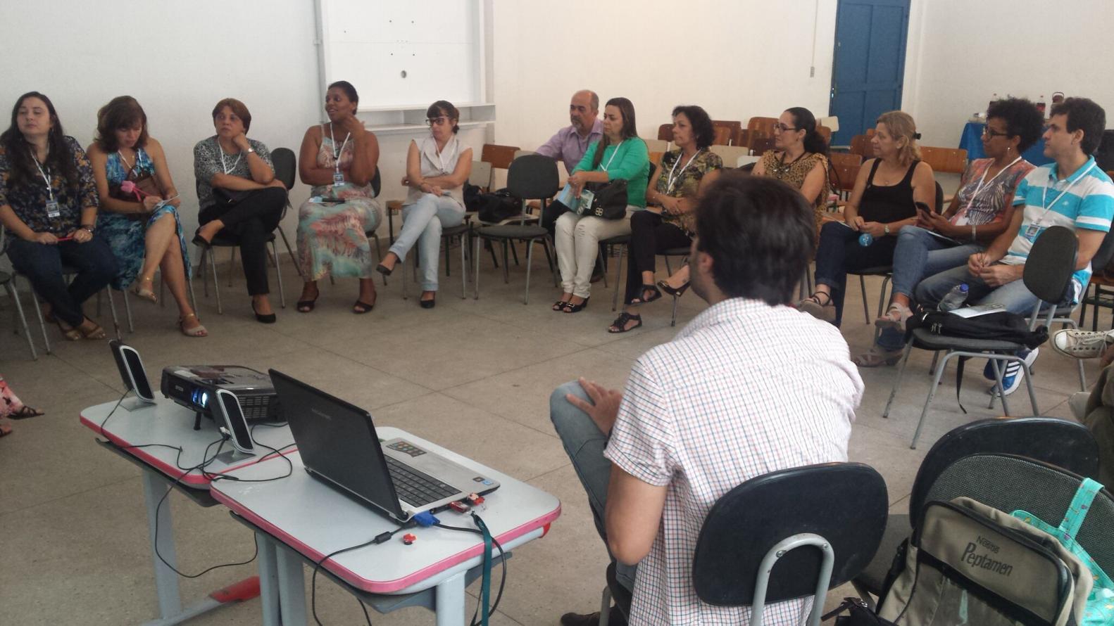 SEA e Inea levam educação ambiental às escolas estaduais no entorno do Complexo Lagunar da Jacarepaguá