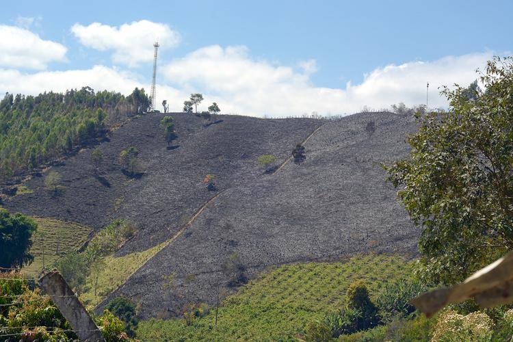 Setembro já contabiliza 56 queimadas em Nova Friburgo