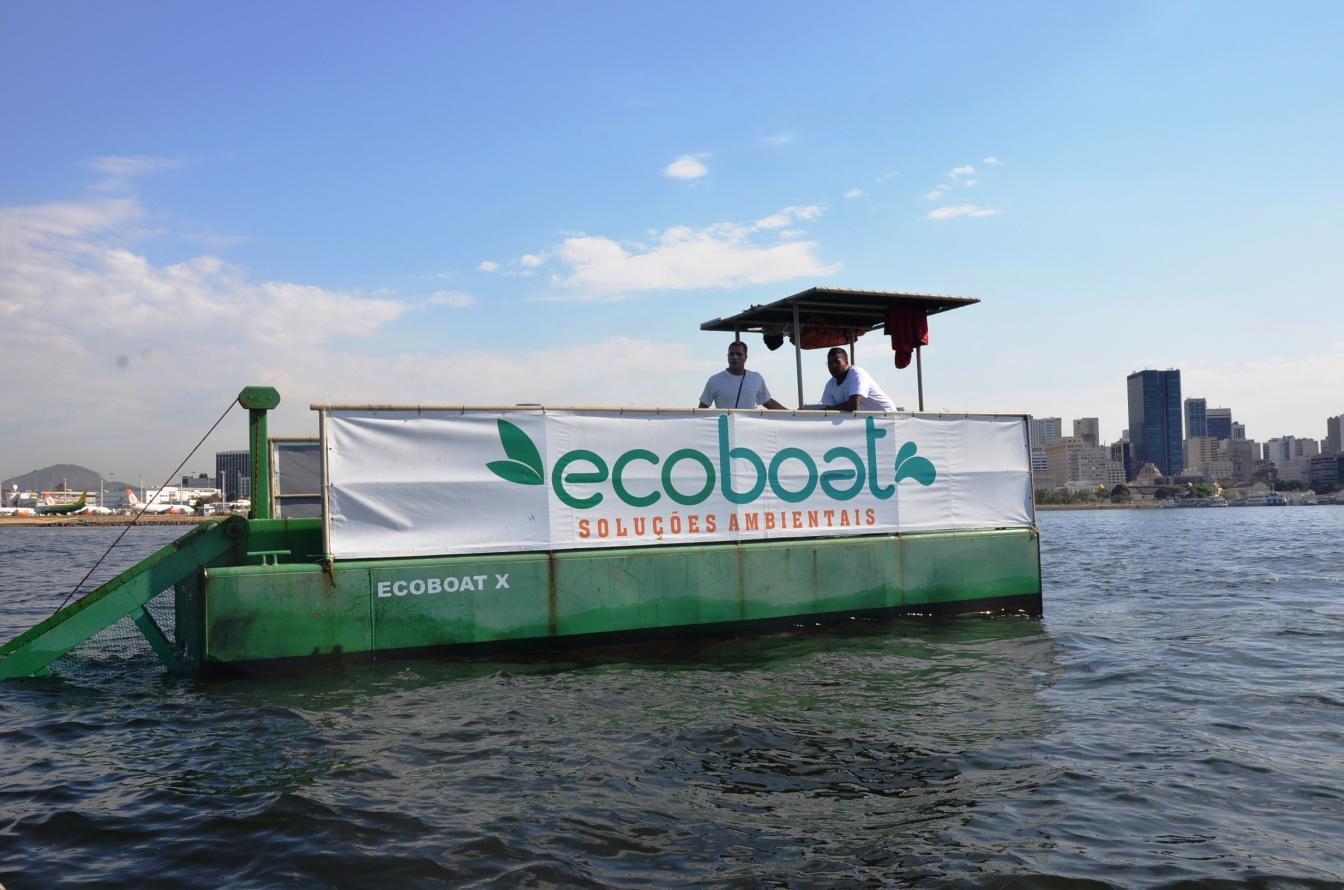 Médico do COI diz que água da Baía de Guanabara não afetará saúde de atletas