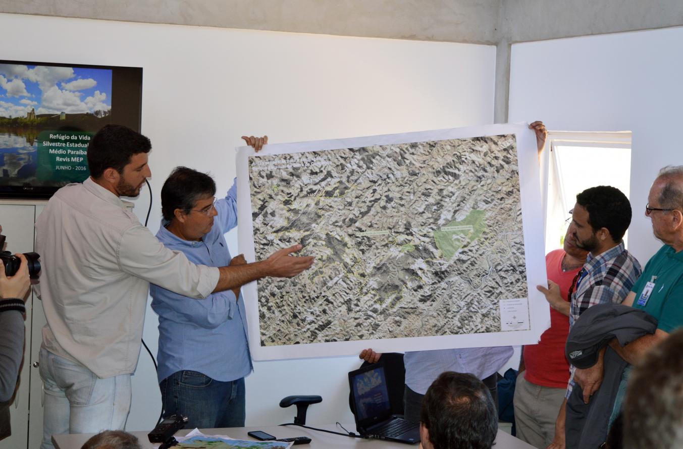 Secretário do Ambiente lança Refúgio da Vida Silvestre