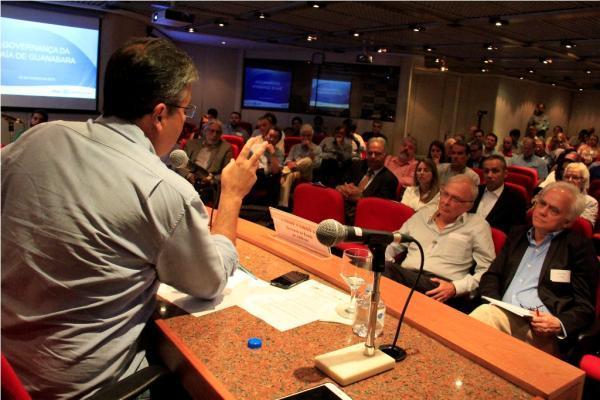 Secretaria do Ambiente promove I Consulta Pública sobre Modelo de Governança para a Baía de Guanabara