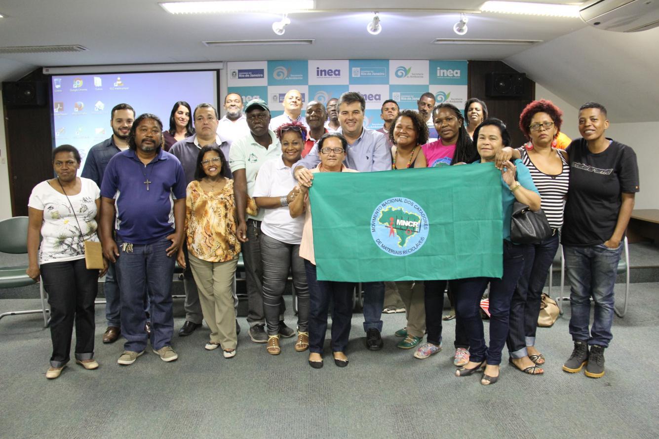 Placar da Reciclagem vai mostrar quantidade de material recolhido na Rio 2016