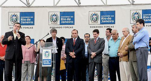 Rio das Flores e Levy Gasparian ganham obras do Padem