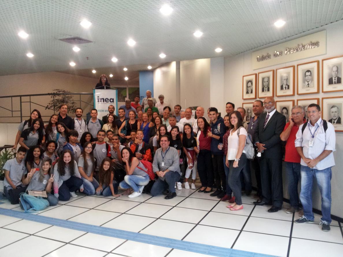 Refúgio da Vida Silvestre Estadual da Serra da Estrela é debatido com a sociedade em Duque de Caxias