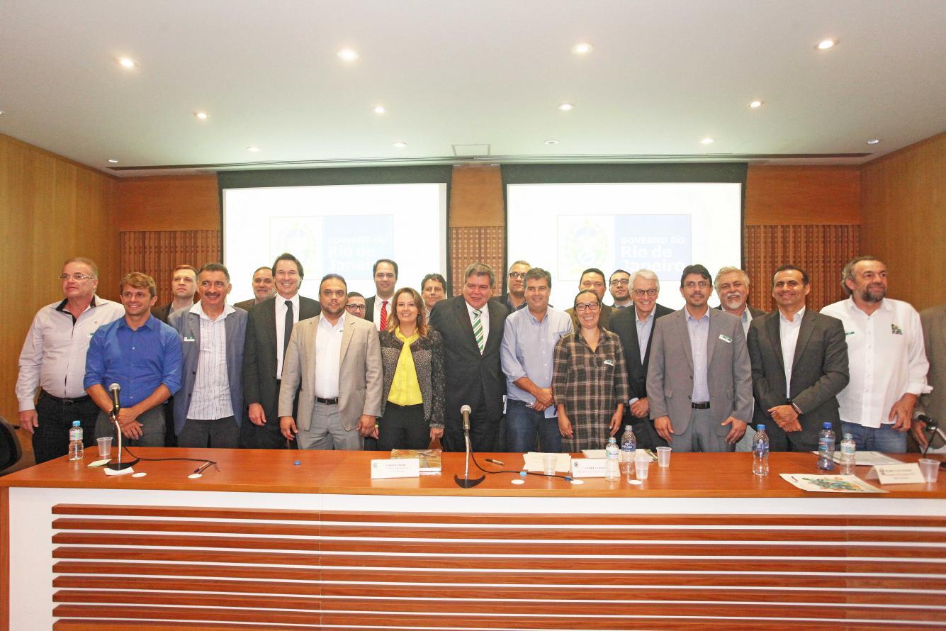 Secretários de 17 Estados da Mata Atlântica se reúnem no Rio