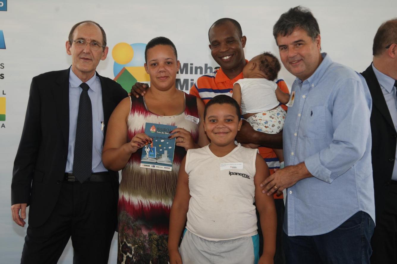 Secretaria do Ambiente e Inea querem tornar o Trio de Ouro uma referência de sustentabilidade