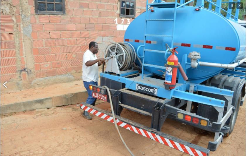 Prefeitura e comunidade se unem para garantir abastecimento de água em Areal