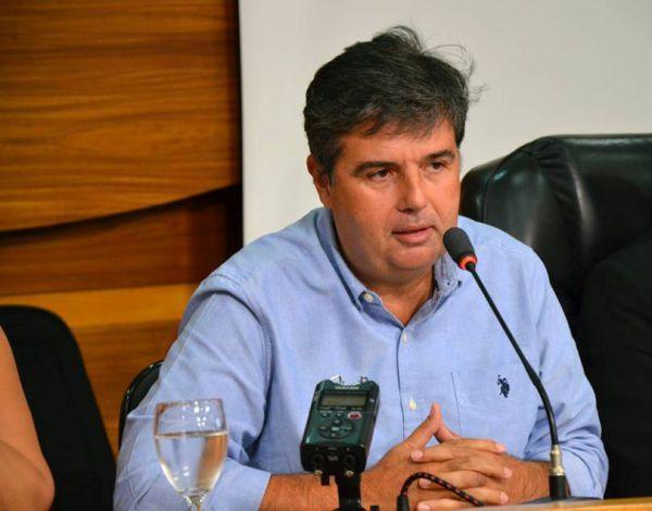 Secretário estadual do Ambiente visita novo sistema de captação de água de Volta Redonda